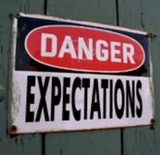 Lowering expectations for higher success