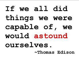 Astound yourself