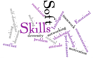 Soft skills have hard-core results