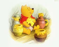 Why Winnie the Pooh leaves his corner of the Forest