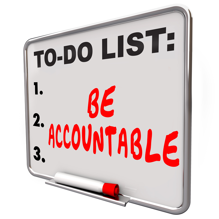 Making accountability a reality