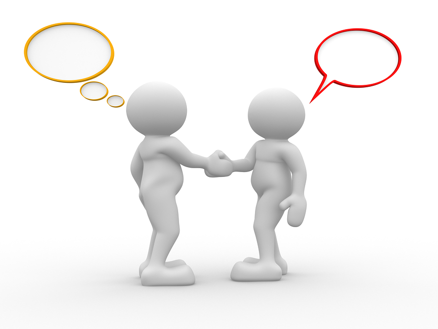 Are you a talk-thinker or a quiet-thinker?