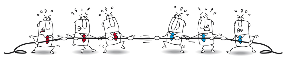 How to handle in-fighting on your team