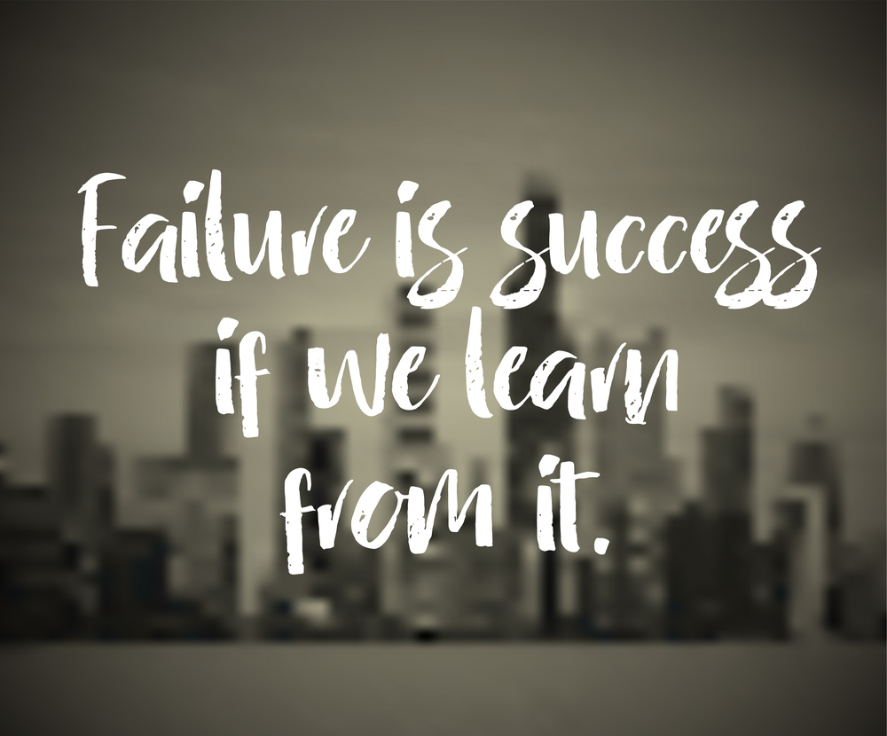 The real ways to capitalize on failure
