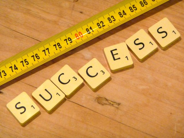 Want more of it? Measure it