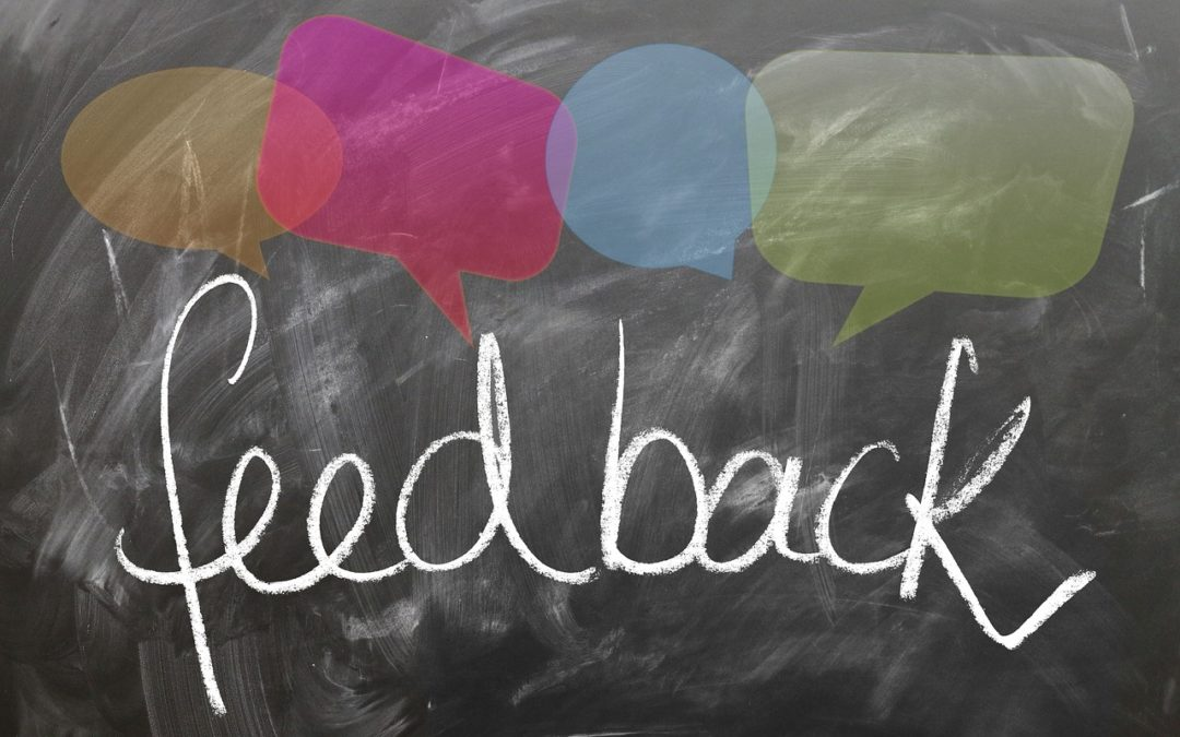 How NOT to receive feedback