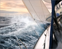How well do you sail through the storms of life?