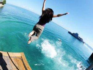 Swimming toward big dreams