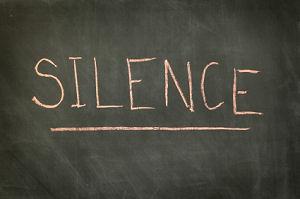 Is silence a leadership skill?
