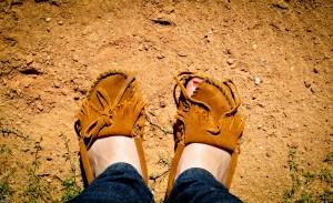 Walk in their moccasins