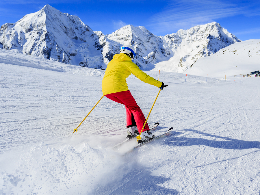 Five leadership lessons of sub-zero skiing
