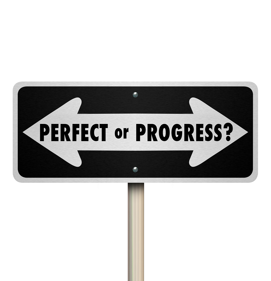 Fighting perfectionism