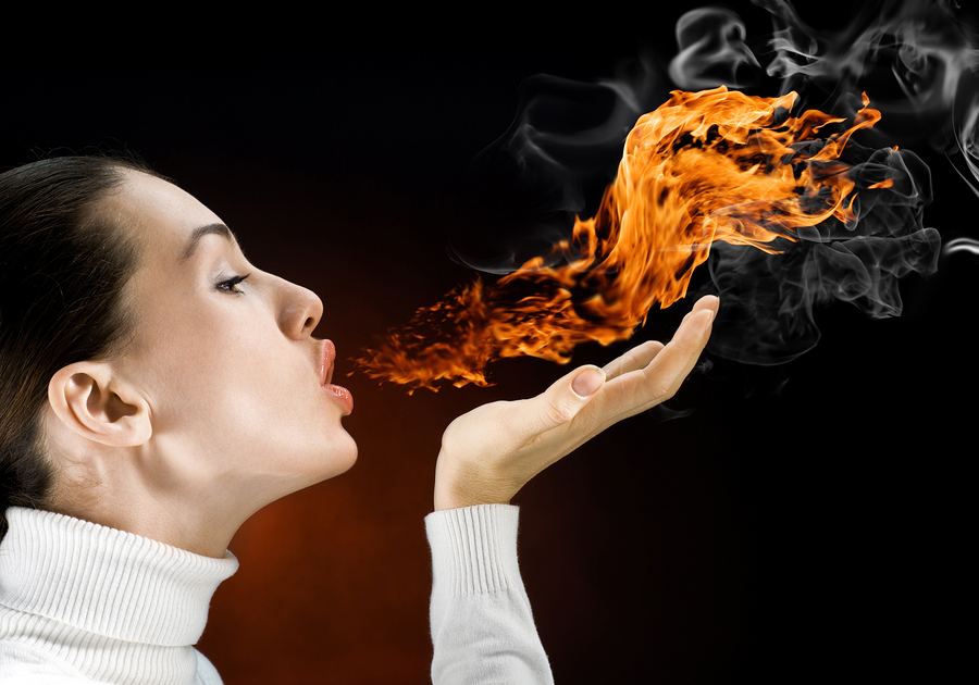 Why you should be a fire-breathing leader