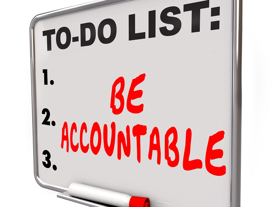 making accountability a reality chatsworth consulting group