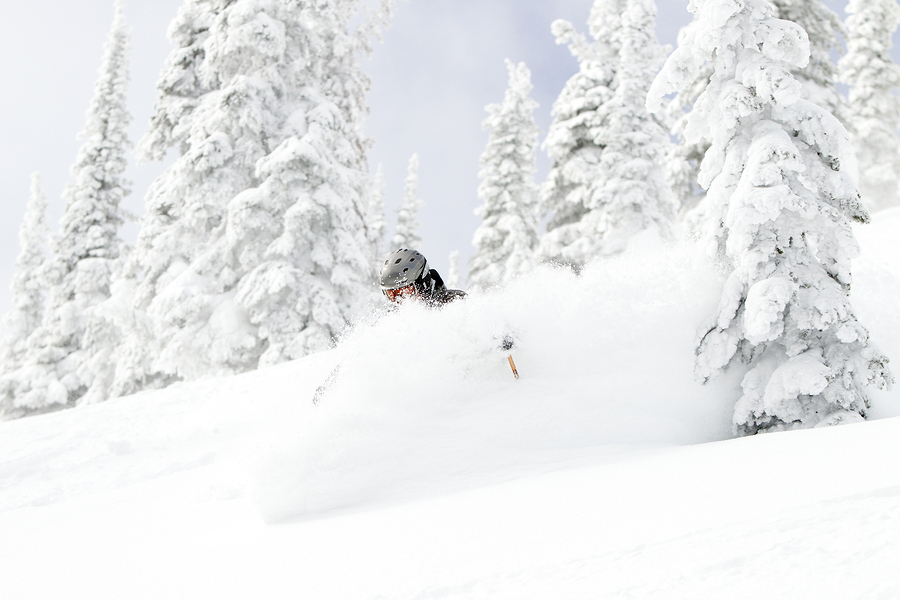 How to lead like you're skiing the glades