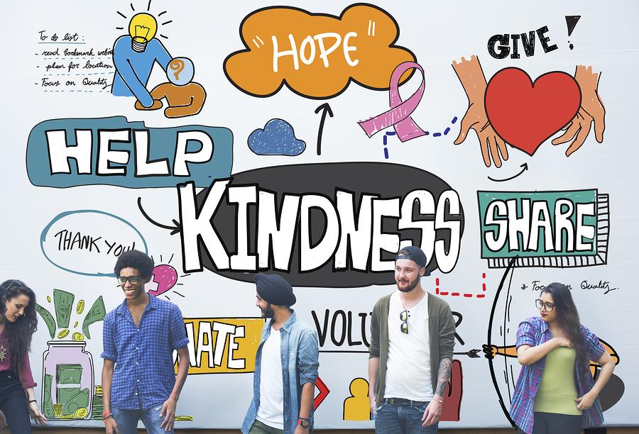 Be kinder