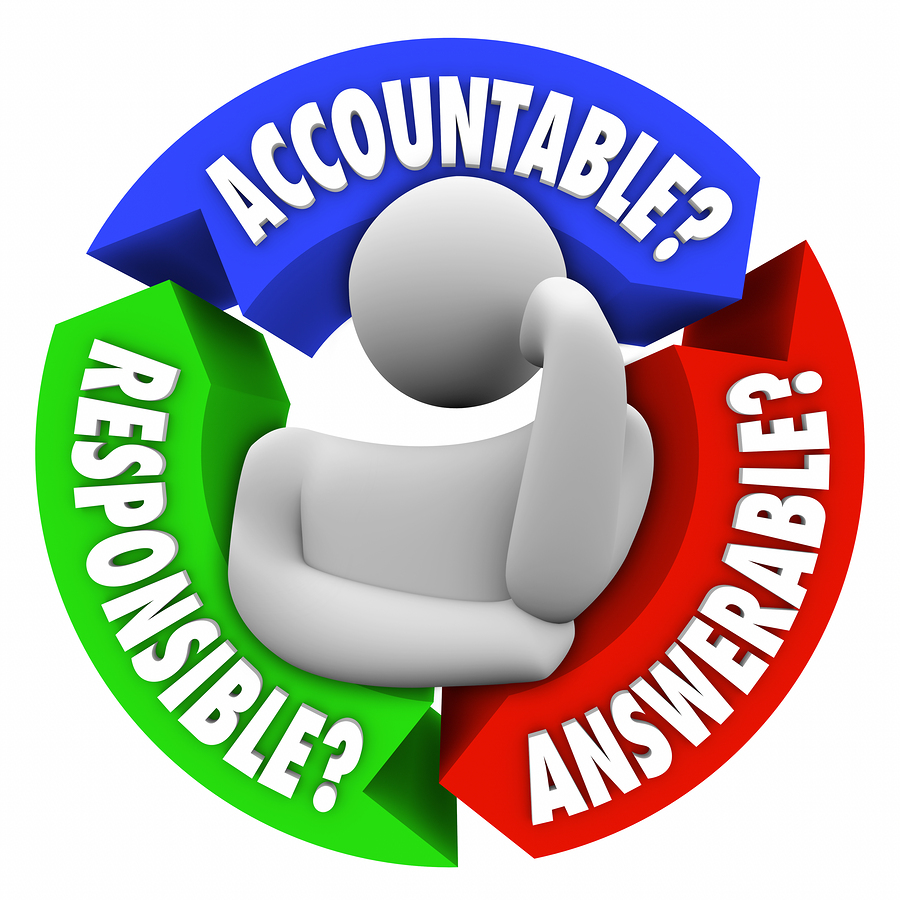 The true meaning of accountability