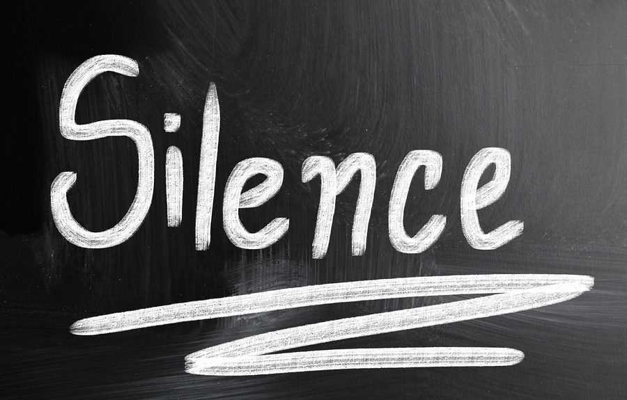Is silence a leadership skill?