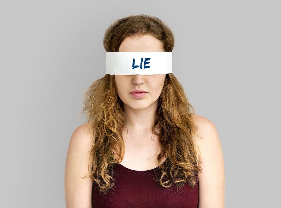 The lies we tell ourselves and how they hurt us