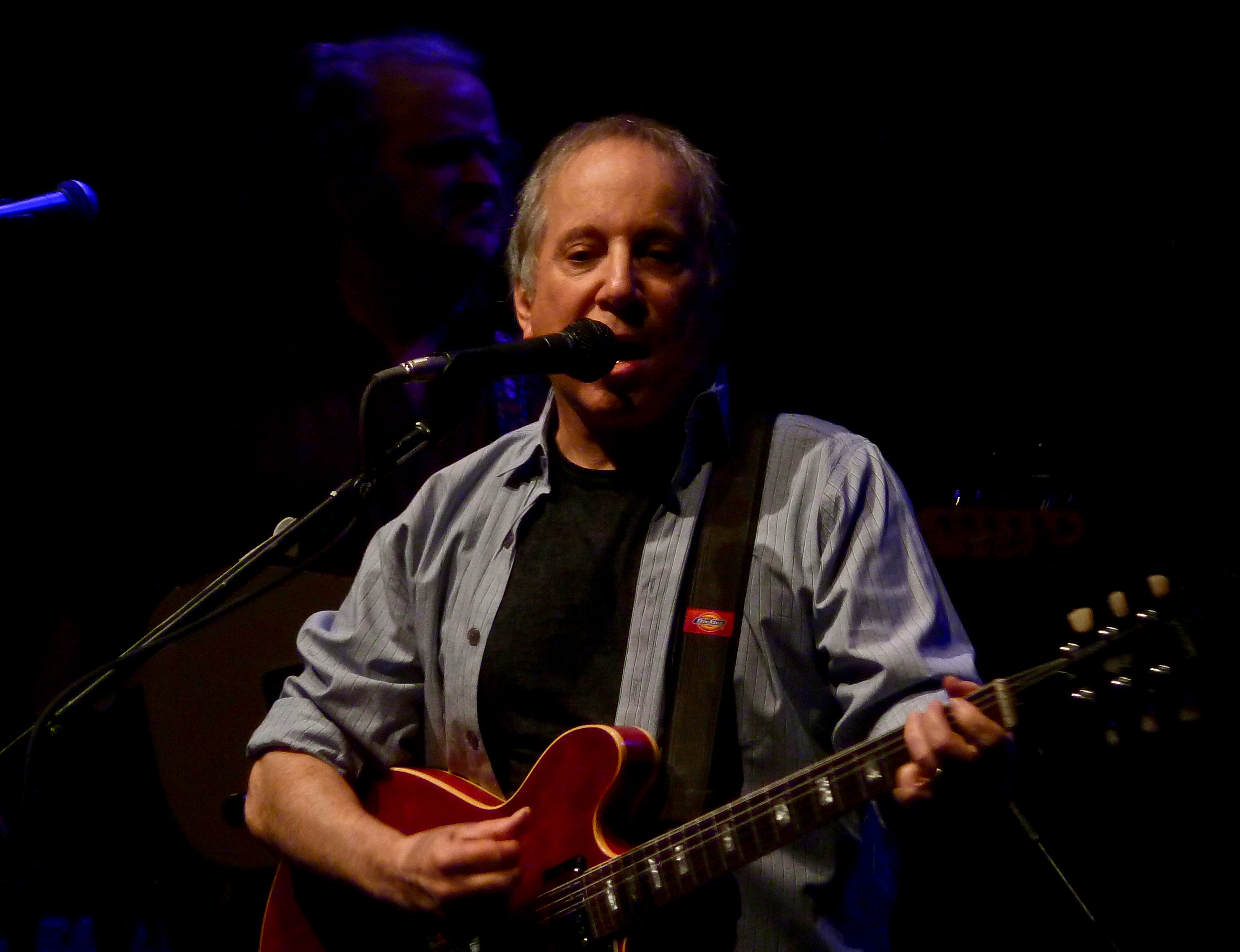 Leadership lessons from Paul Simon
