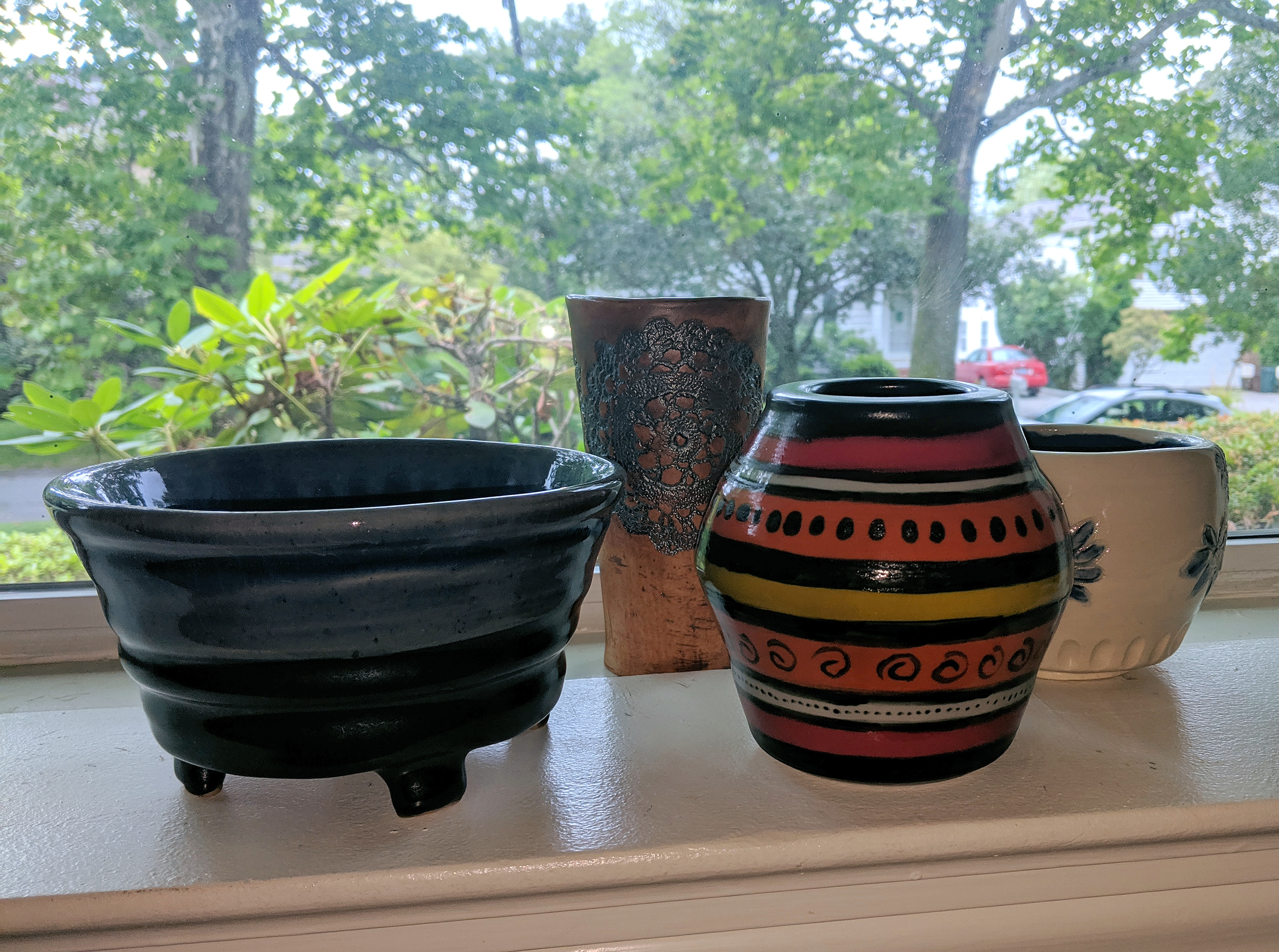 Four key tips to effective leadership that I learned from the potter's wheel