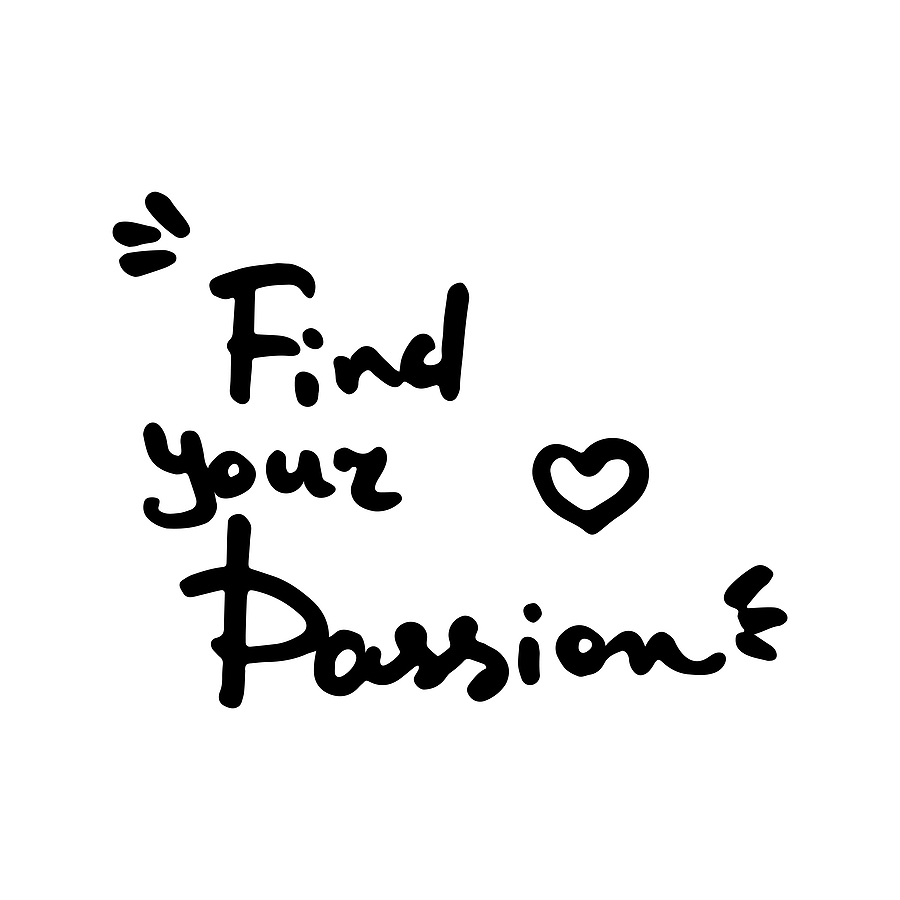 Why finding your passion is what it's all about (not the hokey pokey)
